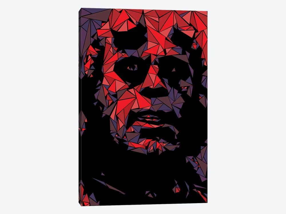 Hellboy by Cristian Mielu 1-piece Canvas Print
