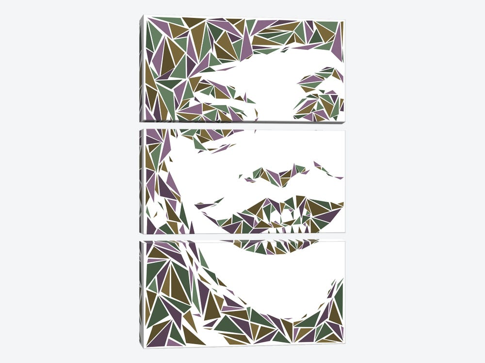 Joker II 3-piece Art Print