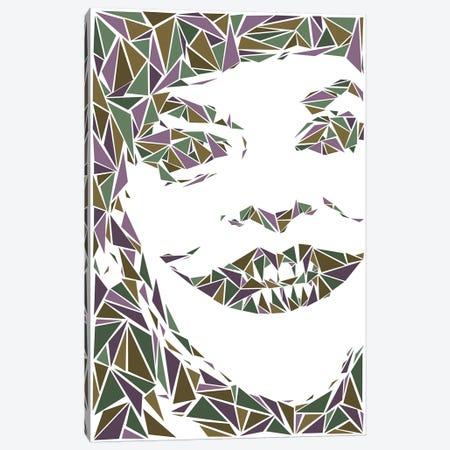 Joker II Canvas Print #MIE96} by Cristian Mielu Art Print
