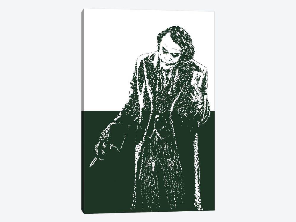 Joker IV by Cristian Mielu 1-piece Canvas Print
