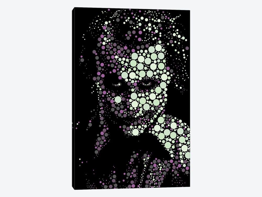 Joker V by Cristian Mielu 1-piece Canvas Wall Art