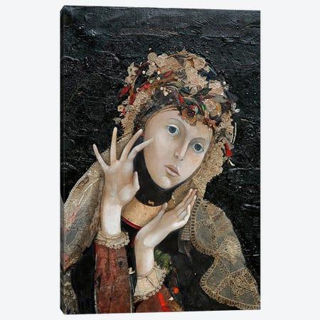 Spring Canvas Print #MIH18} by Minas Halaj Canvas Print