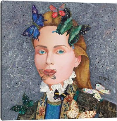 Butterfly #3 Canvas Art Print