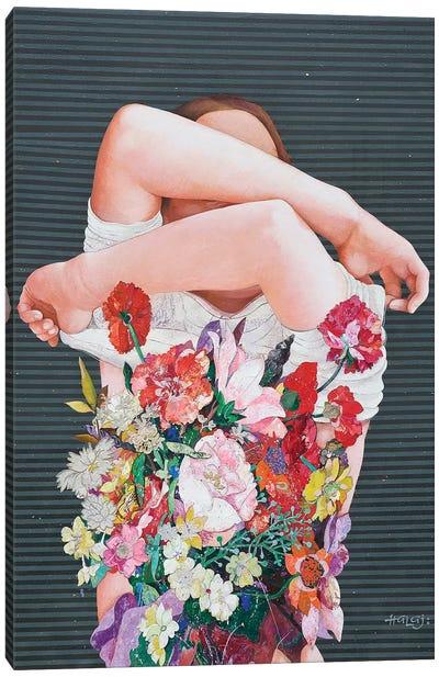 Floral Mind #33 Canvas Art Print