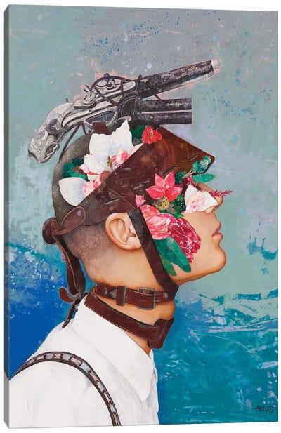 Floral Mind #39 Canvas Art Print
