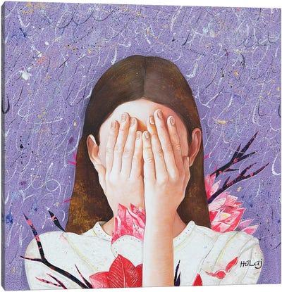 Floral Mind #44 Canvas Art Print