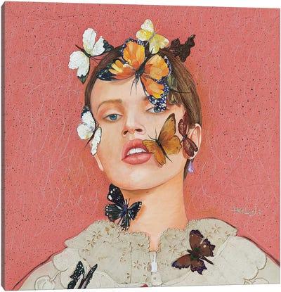 Butterfly #1 Canvas Art Print