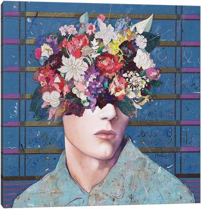 Floral Mind #26 Canvas Art Print