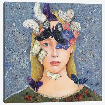 Butterfly #2 Canvas Print #MIH32} by Minas Halaj Canvas Print