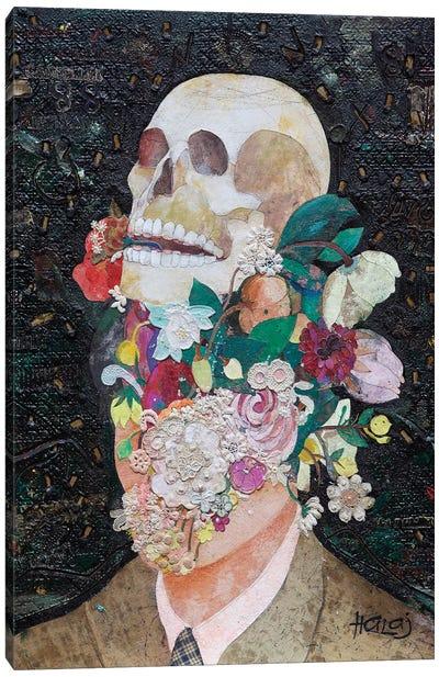 Floral Mind #14 Canvas Art Print