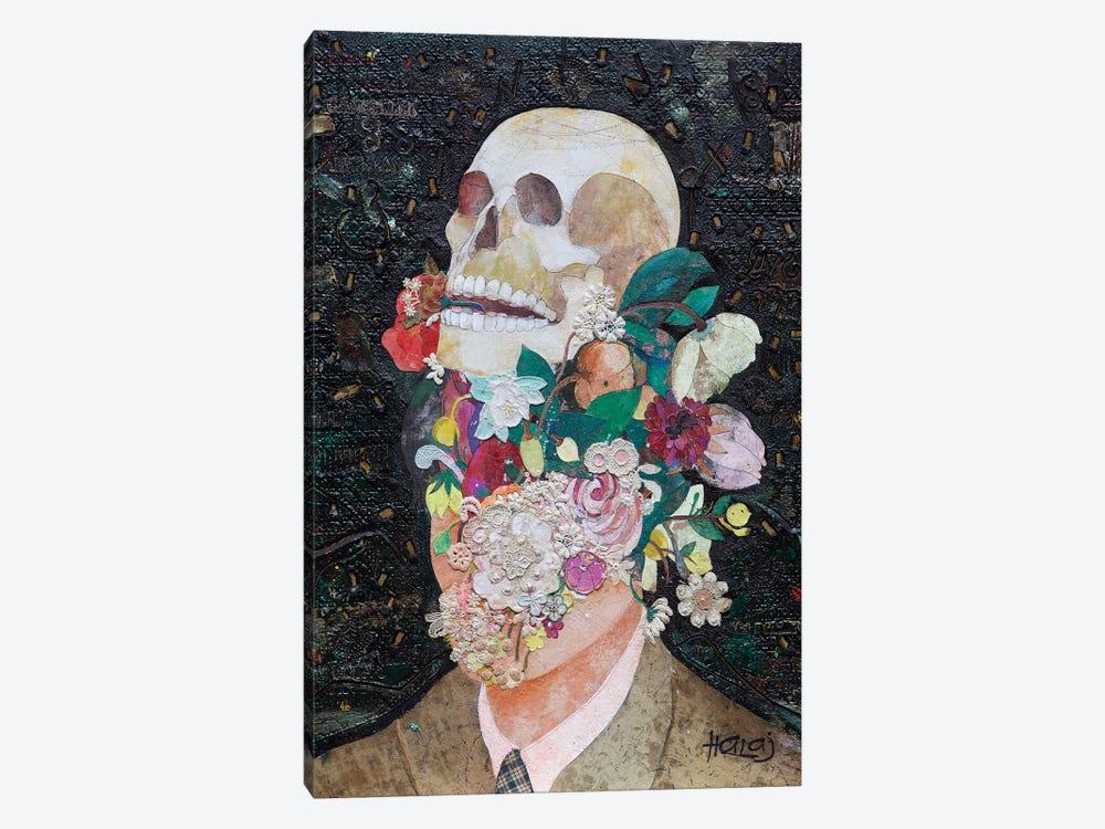 Floral Mind #14 by Minas Halaj 1-piece Art Print
