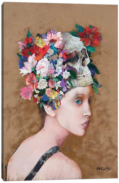 Floral Mind #38 Canvas Art Print