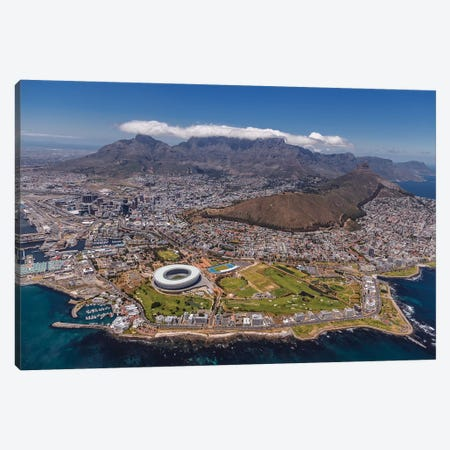 South Africa - Cape Town Canvas Print #MIJ1} by Michael Jurek Canvas Print
