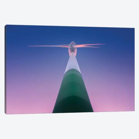 Wind Energy Canvas Print #MIJ5} by Michael Jurek Canvas Wall Art