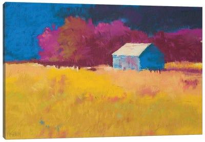 Early Fall Near Roanoke Canvas Art Print