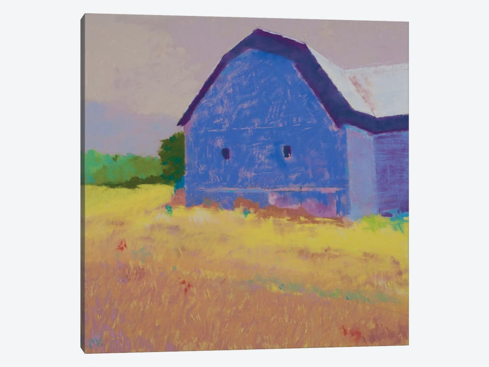 Summer Field by Mike Kelly 1-piece Canvas Wall Art