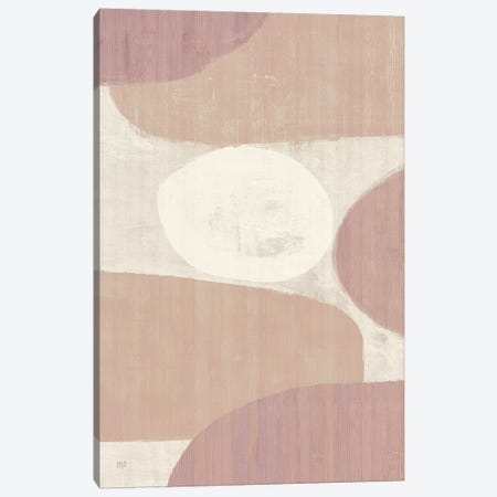 Costa del Sol II Blush Canvas Print #MIM11} by Michael Mullan Canvas Wall Art