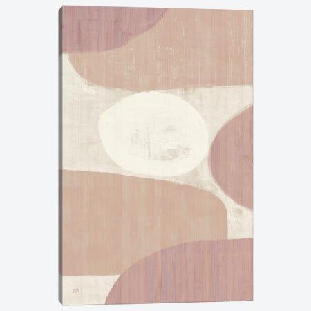 Costa del Sol II Blush Canvas Print #MIM11} by Michael Mullan Canvas Wall Art