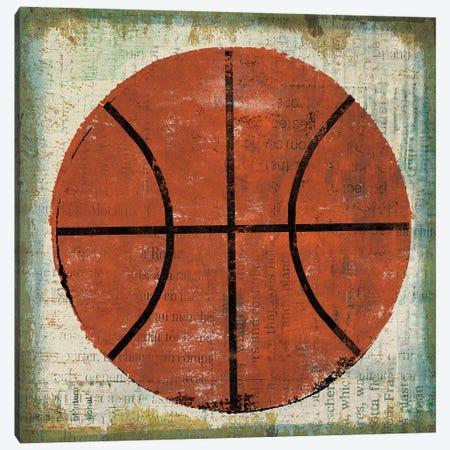 Ball II on Ivory Canvas Print #MIM16} by Michael Mullan Canvas Print