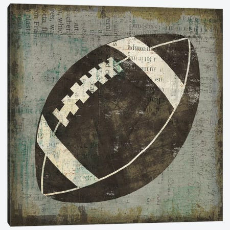 Ball III on Gray Canvas Print #MIM17} by Michael Mullan Canvas Print