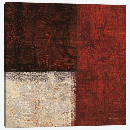 Cayenne Square II Canvas Print #MIM22} by Michael Mullan Art Print