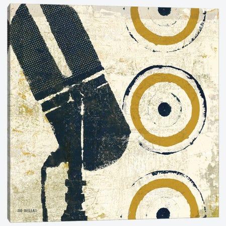 High Fidelity Square II Canvas Print #MIM62} by Michael Mullan Canvas Art Print