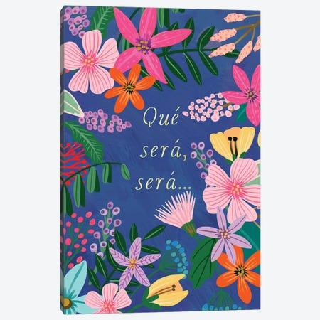 Que Sera Canvas Print #MIO115} by Mia Charro Canvas Print