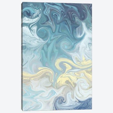 Sea Always Canvas Print #MIO118} by Mia Charro Canvas Wall Art