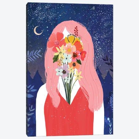 Beginnings Canvas Print #MIO125} by Mia Charro Canvas Art