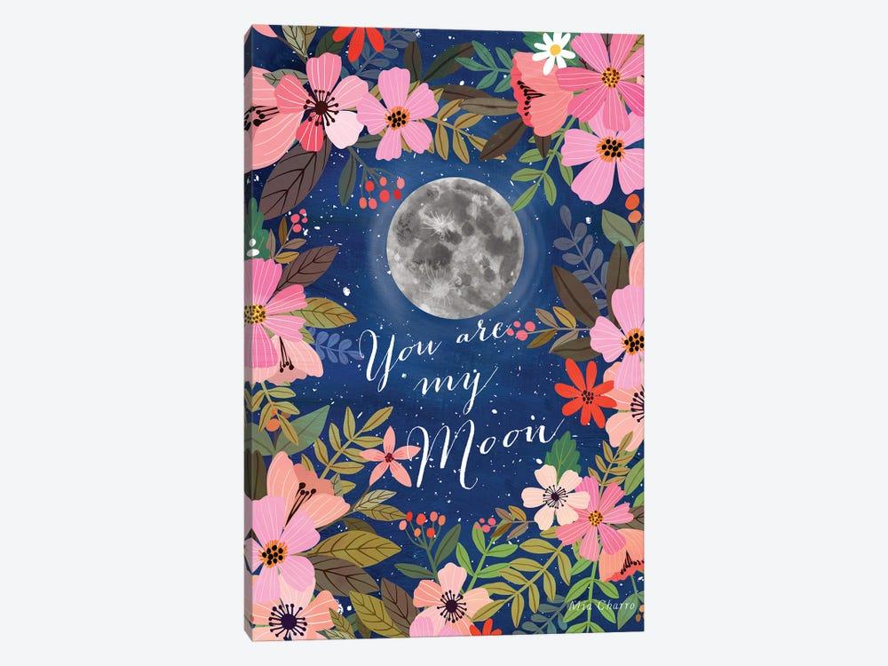 My Moon by Mia Charro 1-piece Canvas Wall Art