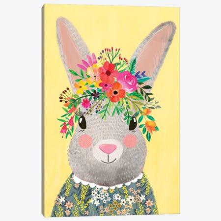 Rabbit Canvas Print #MIO140} by Mia Charro Canvas Print