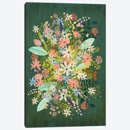 Flowers Canvas Print #MIO17} by Mia Charro Canvas Print