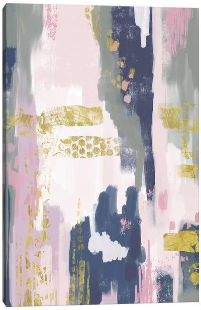 Gold Stone I Canvas Art Print