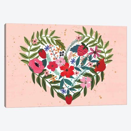 Love II Canvas Print #MIO32} by Mia Charro Canvas Wall Art
