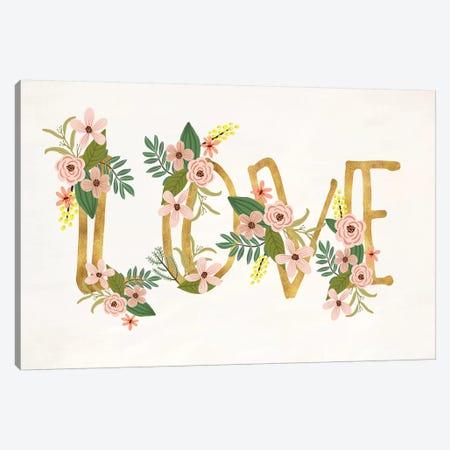 Love III Canvas Print #MIO33} by Mia Charro Canvas Artwork