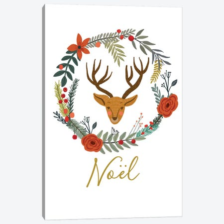 Noel Canvas Print #MIO40} by Mia Charro Canvas Print