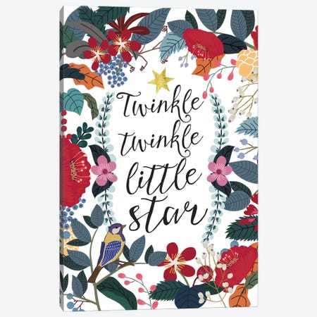Twinkle Twinkle Canvas Print #MIO51} by Mia Charro Canvas Art
