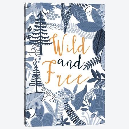 Wild Copia Canvas Print #MIO57} by Mia Charro Canvas Art Print