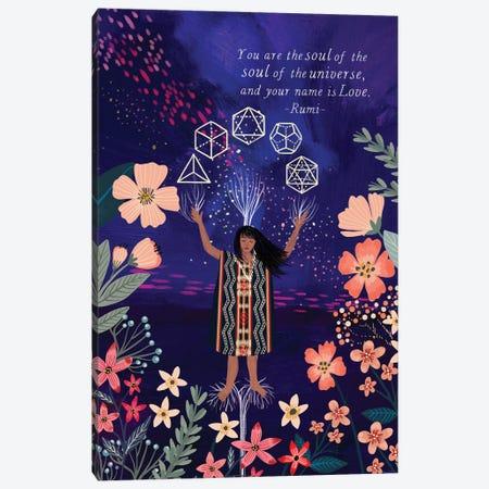 Native Magic Canvas Print #MIO86} by Mia Charro Canvas Artwork