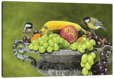 Feast Canvas Art Print