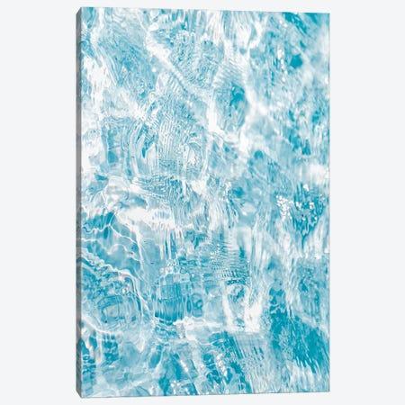 Water II Canvas Print #MIZ156} by Magda Izzard Canvas Wall Art