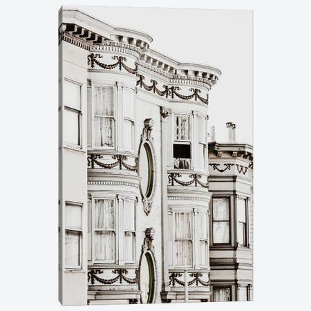 Victorian Facade Canvas Print #MIZ163} by Magda Izzard Canvas Art