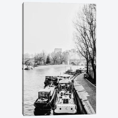Streets Of Paris II Canvas Print #MIZ171} by Magda Izzard Canvas Print
