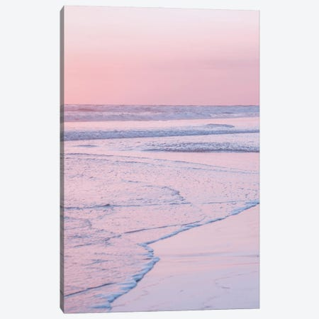 Soft Waves II Canvas Print #MIZ180} by Magda Izzard Canvas Artwork