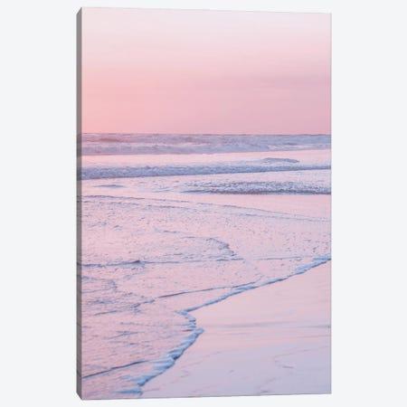 Soft Waves II Canvas Print #MIZ180} by Magda Izzard Canvas Artwork