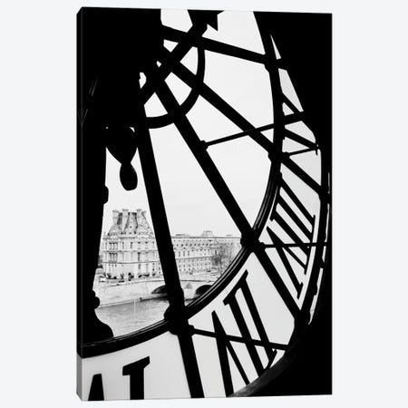 By The Time Canvas Print #MIZ19} by Magda Izzard Canvas Print