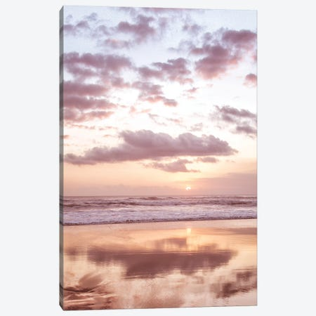 Dreamy Sunset Canvas Print #MIZ36} by Magda Izzard Canvas Art