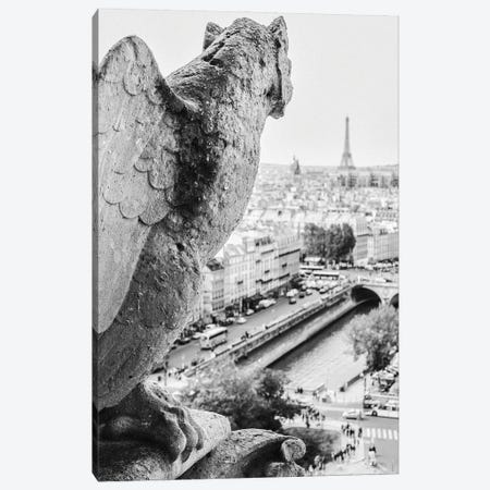 Notre Dame II Canvas Print #MIZ57} by Magda Izzard Canvas Art