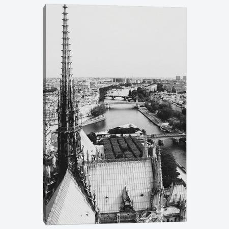 Notre Dame III Canvas Print #MIZ63} by Magda Izzard Canvas Art