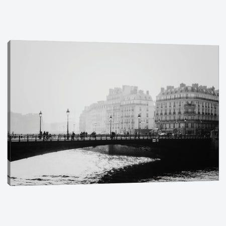 Paris Mono Canvas Print #MIZ64} by Magda Izzard Canvas Print